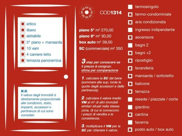 Appartamento in vendita a Firenze, 270 mq - Foto 31