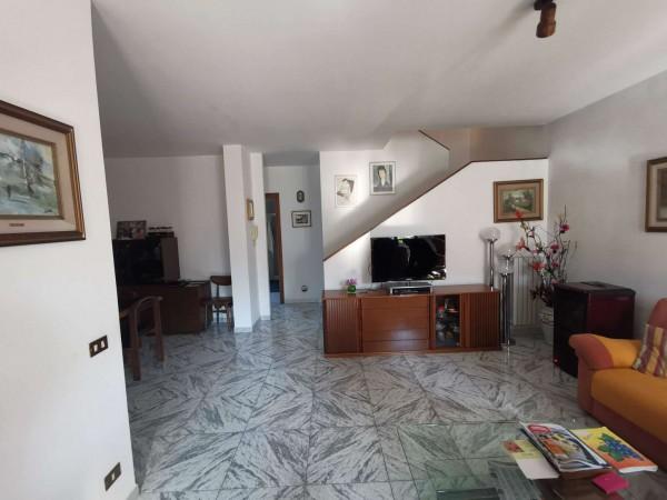 Villa in vendita a Casaletto Vaprio, Residenziale, Con giardino, 165 mq - Foto 24