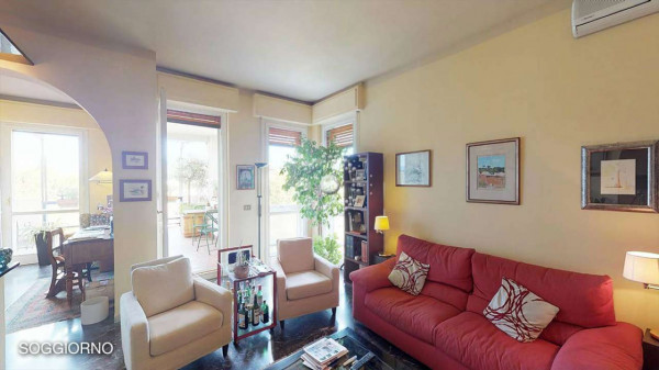 Appartamento in vendita a Firenze, 180 mq - Foto 48