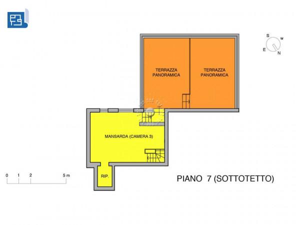 Appartamento in vendita a Firenze, 180 mq - Foto 3