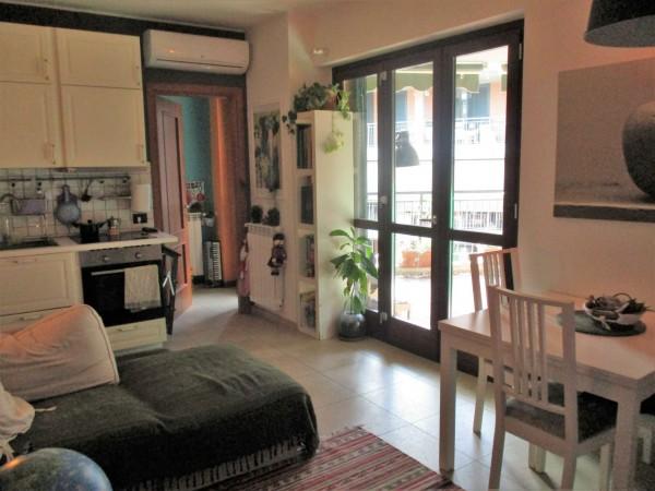 Appartamento in vendita a Roma, Case E Campi, 50 mq