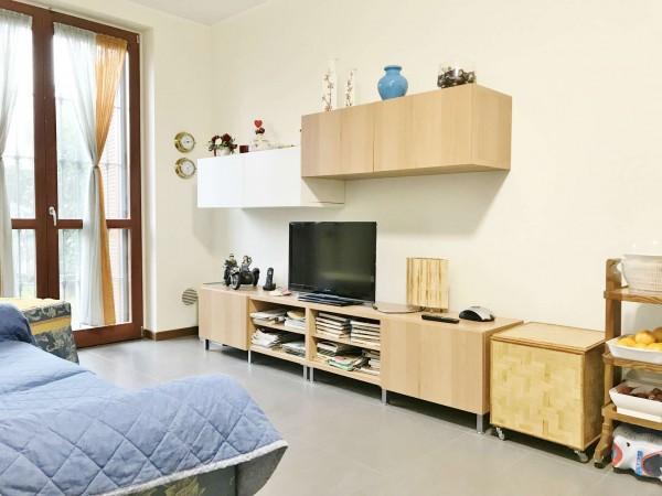 Appartamento in vendita a San Giuliano Milanese, Parco Sud, Con giardino, 50 mq