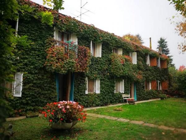 Locale Commerciale  in vendita a Mombercelli, Pontetto, Con giardino, 214 mq