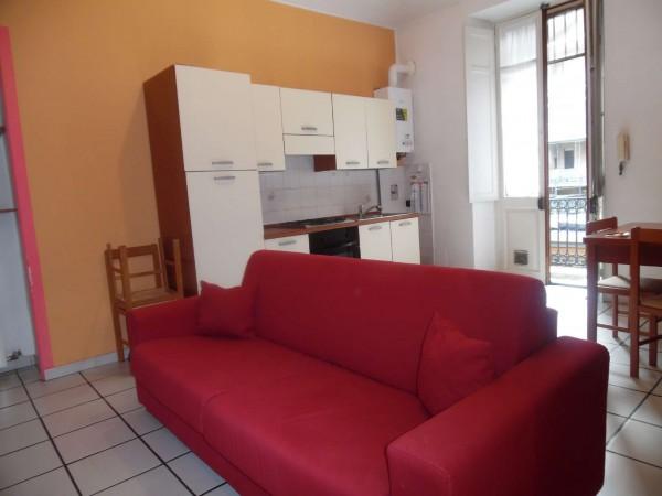 Appartamento in affitto a Torino, Centro, Arredato, 60 mq