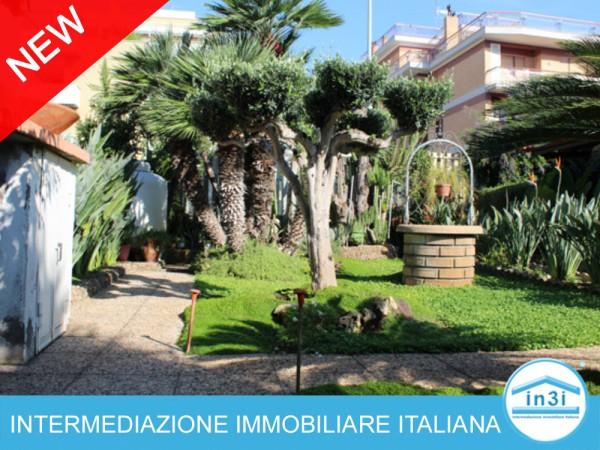 Appartamento in vendita a Santa Marinella, Mare, Con giardino, 125 mq