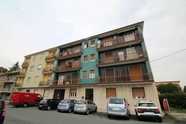 Appartamento in vendita a Pianezza, Centro, 75 mq