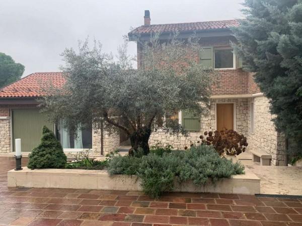 Villa in affitto a San Lazzaro di Savena, Croara, Con giardino, 280 mq