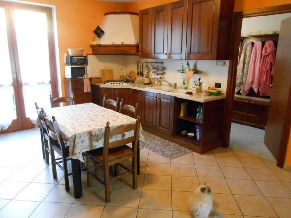 Villa in vendita a Dovera, Residenziale, Con giardino, 171 mq