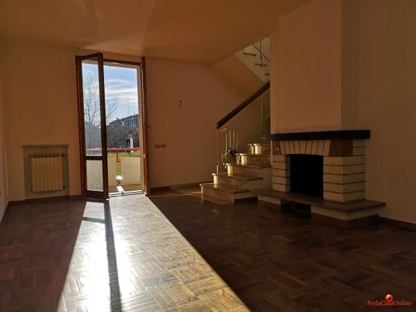 Casa indipendente in vendita a Forlì, Con giardino, 380 mq - Foto 21