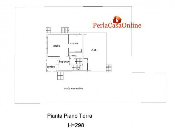 Casa indipendente in vendita a Forlì, Con giardino, 380 mq - Foto 5