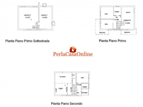 Casa indipendente in vendita a Forlì, Con giardino, 380 mq - Foto 4
