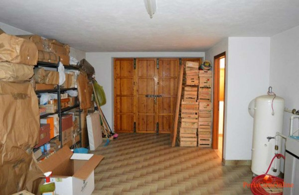Casa indipendente in vendita a Forlì, Con giardino, 380 mq - Foto 24
