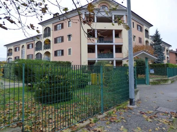 Appartamento in vendita a Caselle Torinese, Viale Bona, Con giardino, 72 mq