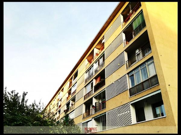 Appartamento in vendita a Milano, San Siro, Arredato, con giardino, 85 mq