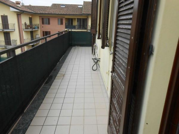 Appartamento in vendita a Spino d'Adda, Residenziale, Con giardino, 78 mq - Foto 27