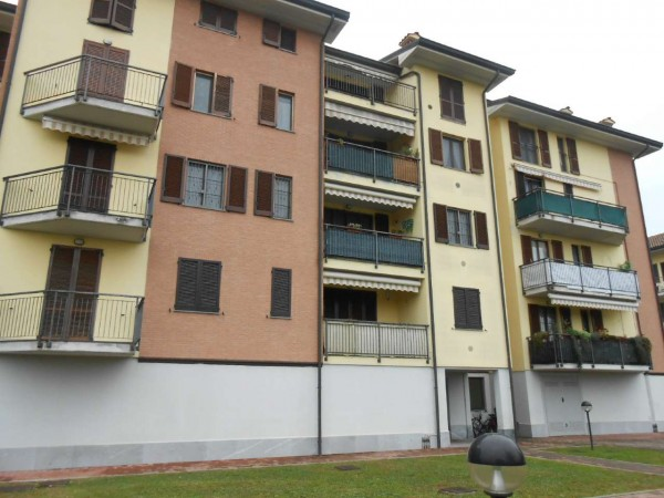 Appartamento in vendita a Spino d'Adda, Residenziale, Con giardino, 78 mq