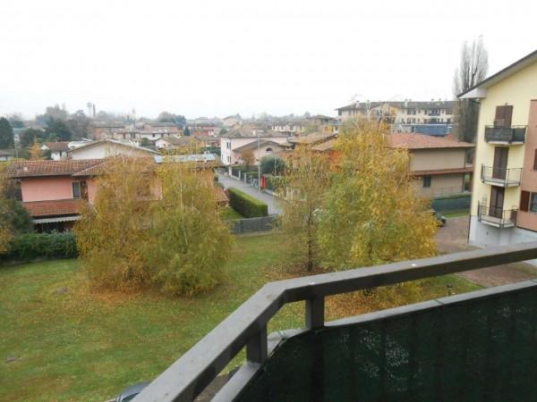 Appartamento in vendita a Spino d'Adda, Residenziale, Con giardino, 78 mq - Foto 2