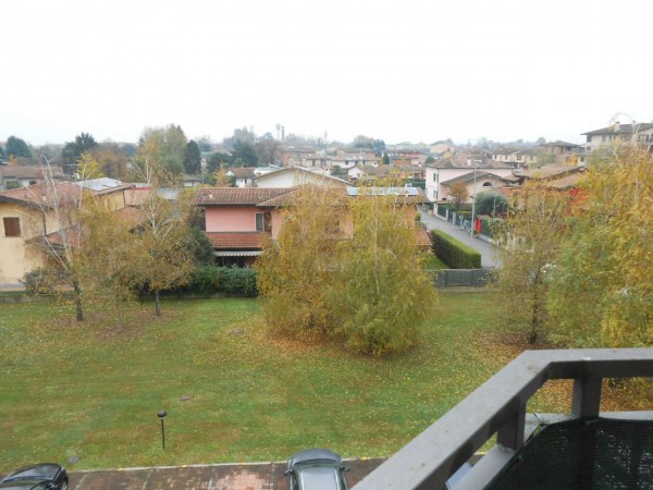 Appartamento in vendita a Spino d'Adda, Residenziale, Con giardino, 78 mq - Foto 26