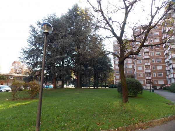 Appartamento in affitto a Milano, Arredato, con giardino, 120 mq