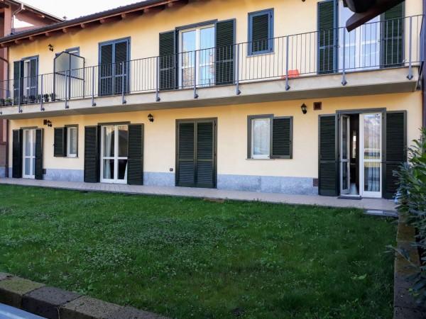 Appartamento in vendita a Robassomero, Con giardino, 198 mq