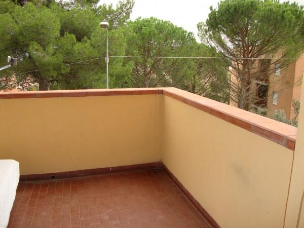 Appartamento in vendita a Perugia, San Marco, Con giardino, 120 mq