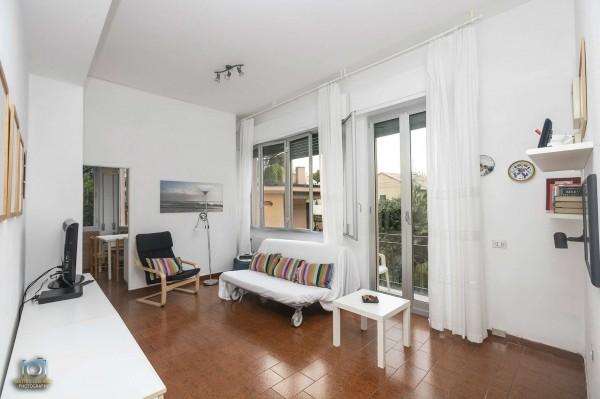 Appartamento in vendita a Genova, Capolungo, Arredato, con giardino, 60 mq