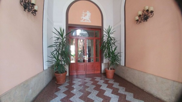 Appartamento in vendita a Roma, Corso Trieste, Con giardino, 113 mq