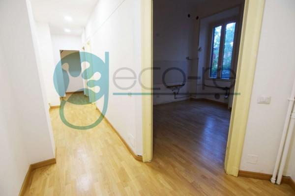 Appartamento in affitto a Milano, De Angeli - Via Sardegna, Con giardino, 90 mq
