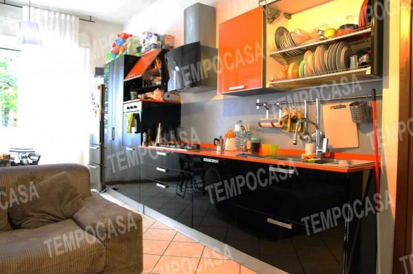 Appartamento in vendita a Milano, Affori/dergano, Con giardino, 55 mq