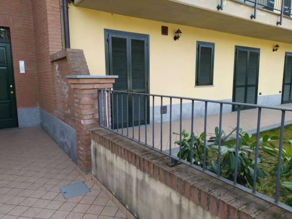 Appartamento in vendita a Robassomero, Con giardino, 98 mq