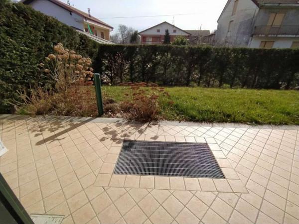 Appartamento in vendita a Robassomero, Con giardino, 98 mq - Foto 17