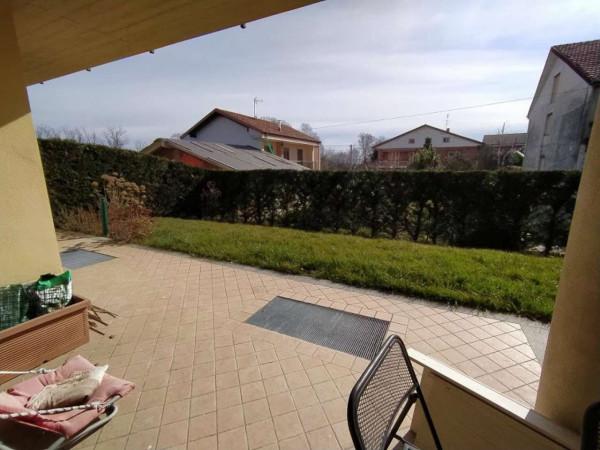 Appartamento in vendita a Robassomero, Con giardino, 98 mq - Foto 16