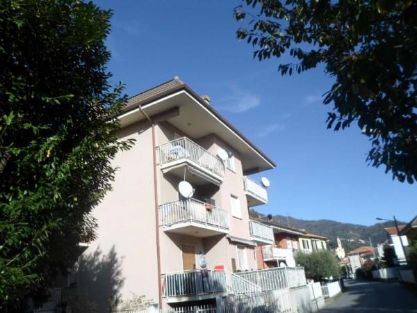 Appartamento in affitto a Carasco, Rivarola, 60 mq