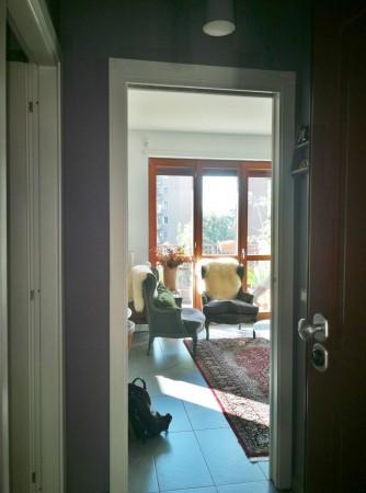 Appartamento in vendita a Milano, Piazzale Siena, Con giardino, 83 mq - Foto 8