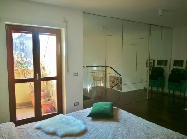 Appartamento in vendita a Milano, Piazzale Siena, Con giardino, 83 mq - Foto 19