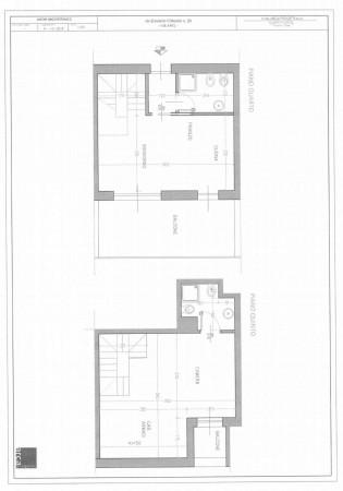 Appartamento in vendita a Milano, Piazzale Siena, Con giardino, 83 mq - Foto 3