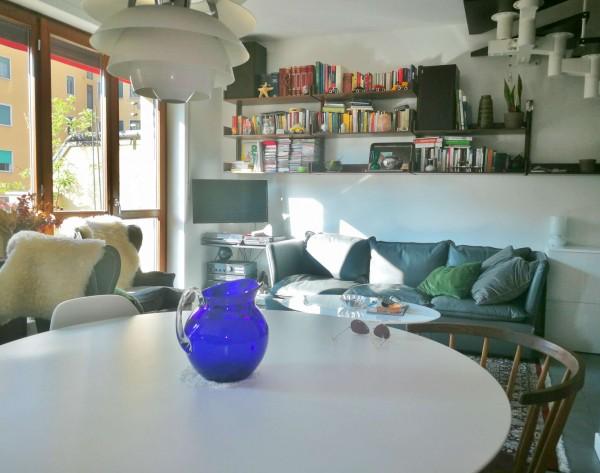 Appartamento in vendita a Milano, Piazzale Siena, Con giardino, 83 mq - Foto 30