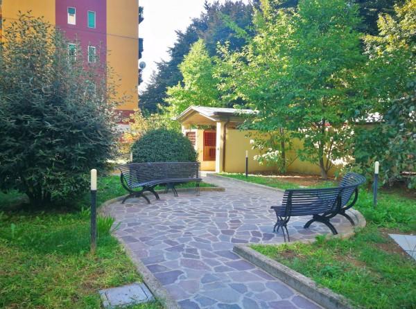 Appartamento in vendita a Milano, Piazzale Siena, Con giardino, 83 mq - Foto 12