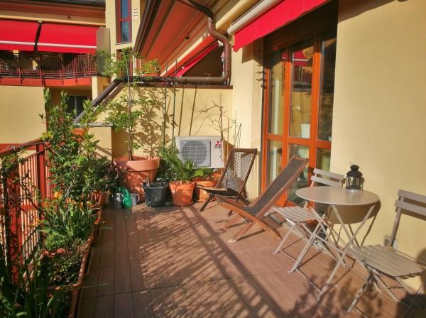 Appartamento in vendita a Milano, Piazzale Siena, Con giardino, 83 mq - Foto 27