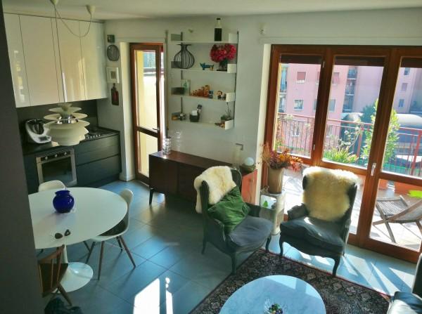 Appartamento in vendita a Milano, Piazzale Siena, Con giardino, 83 mq - Foto 15