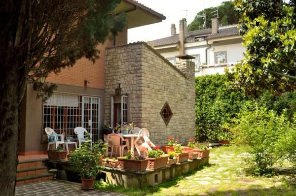 Villa in vendita a Roma, Labaro, Con giardino, 330 mq