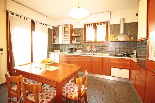 Appartamento in vendita a Cassano d'Adda, Ospedale, Con giardino, 166 mq - Foto 11
