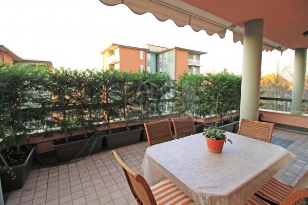 Appartamento in vendita a Cassano d'Adda, Ospedale, Con giardino, 166 mq - Foto 13