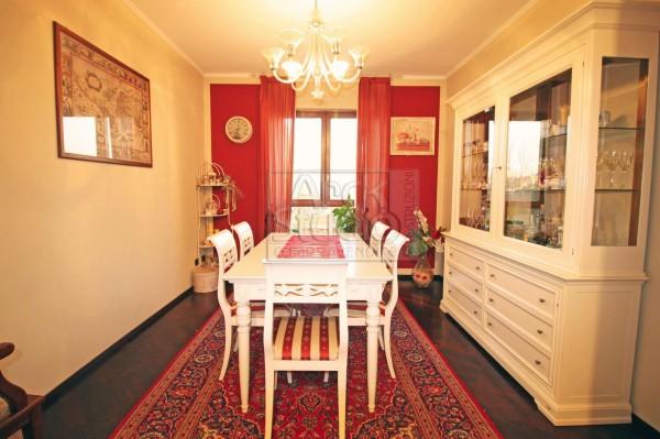 Appartamento in vendita a Cassano d'Adda, Ospedale, Con giardino, 166 mq - Foto 14