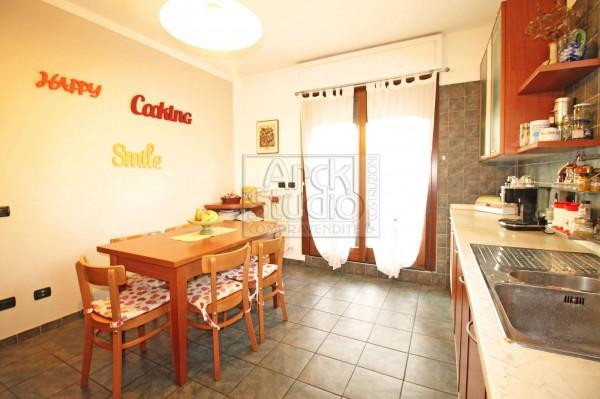 Appartamento in vendita a Cassano d'Adda, Ospedale, Con giardino, 166 mq - Foto 12