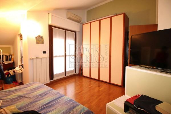 Appartamento in vendita a Cassano d'Adda, Ospedale, Con giardino, 166 mq - Foto 4