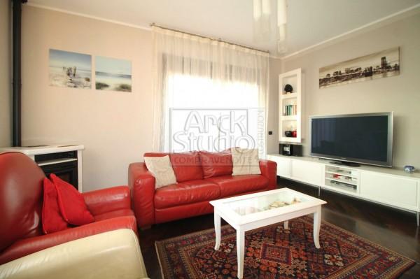Appartamento in vendita a Cassano d'Adda, Ospedale, Con giardino, 166 mq - Foto 17