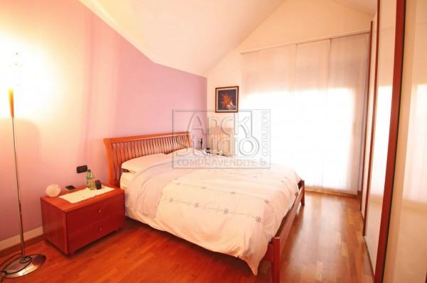 Appartamento in vendita a Cassano d'Adda, Ospedale, Con giardino, 166 mq - Foto 8