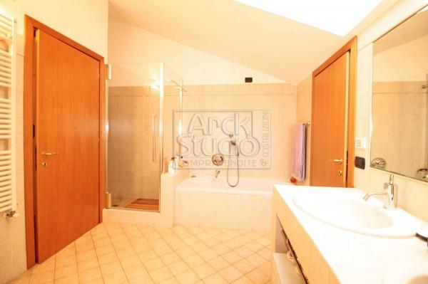 Appartamento in vendita a Cassano d'Adda, Ospedale, Con giardino, 166 mq - Foto 6