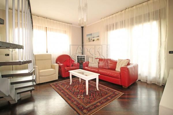 Appartamento in vendita a Cassano d'Adda, Ospedale, Con giardino, 166 mq - Foto 18